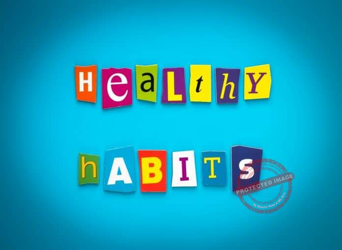 tips for keeping good habits