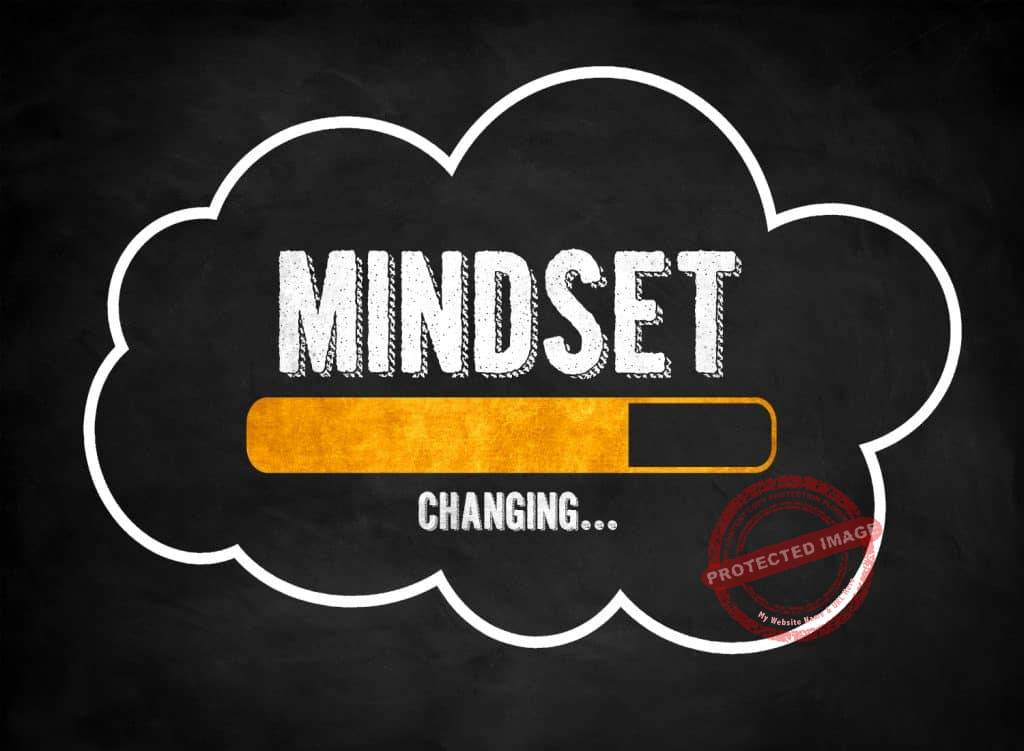 how to change your mindset for success