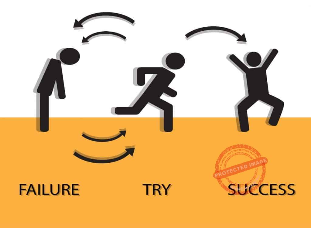 Practical tips for overcoming the fear of failure