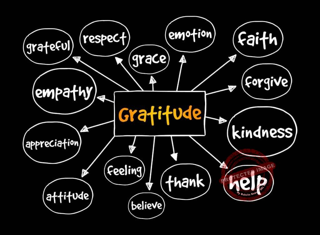 ways to become a more thankful person