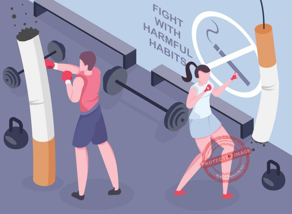Steps to Changing bad habit