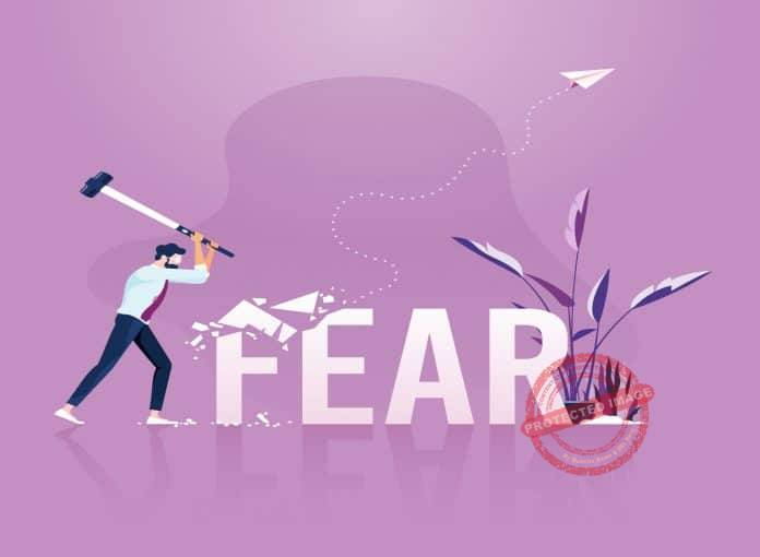steps for converting fear into courage
