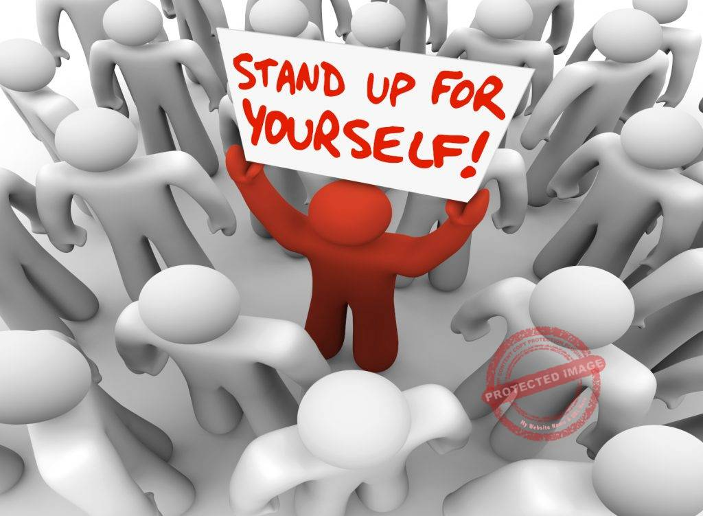 Powerful Ways to Stand Up for Yourself in Any Situation