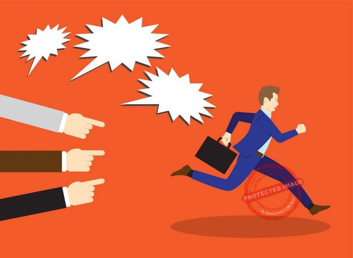 how to deal with constant criticism at work