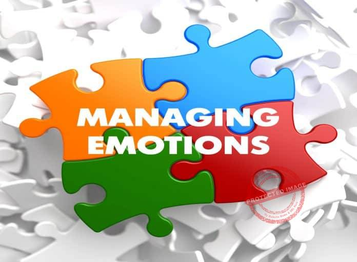 How to better manage your emotions