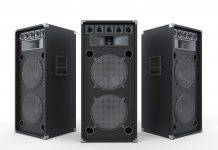 Best Powered PA Speakers under 300