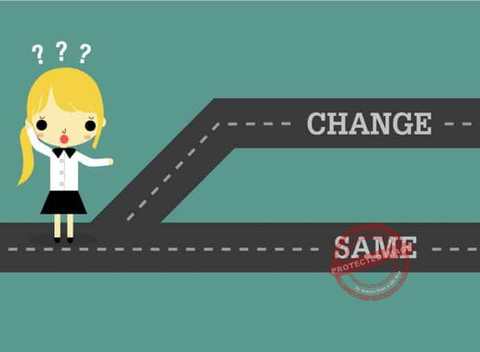 How To Overcome The Fear of Change
