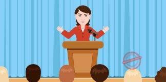 how to speak professionally.