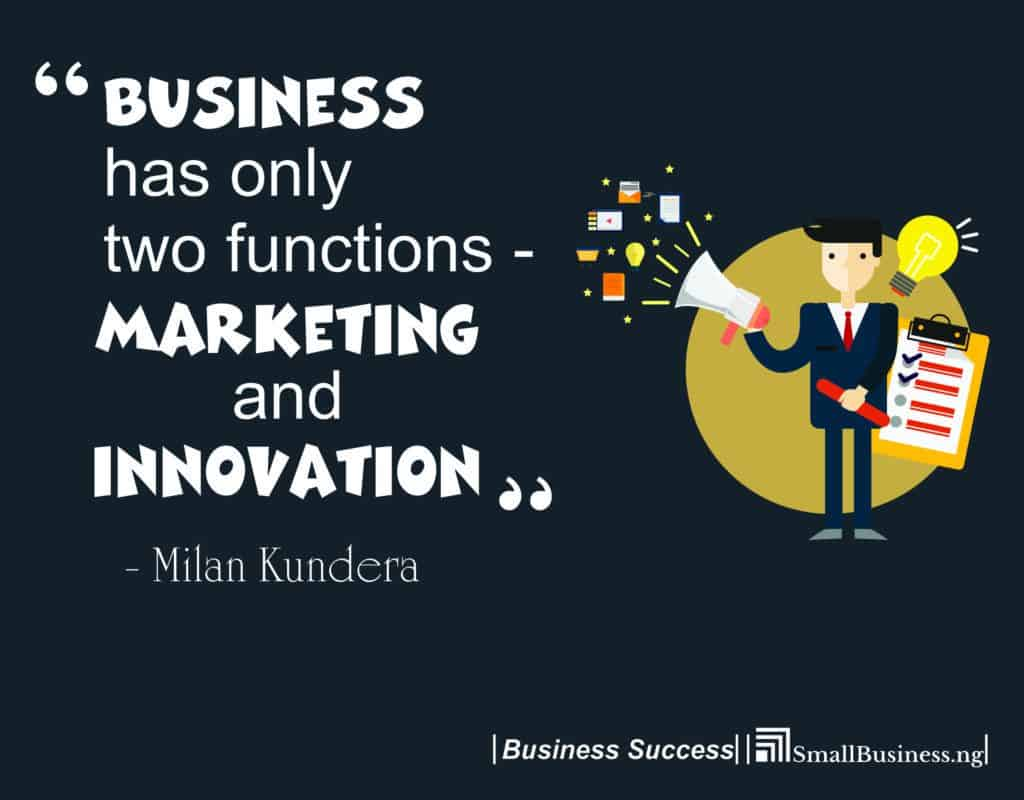 Inspirational Quotes For Business