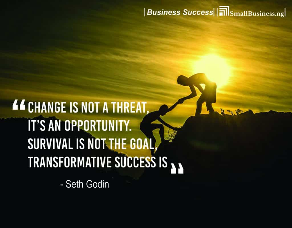 Business Quotes Success