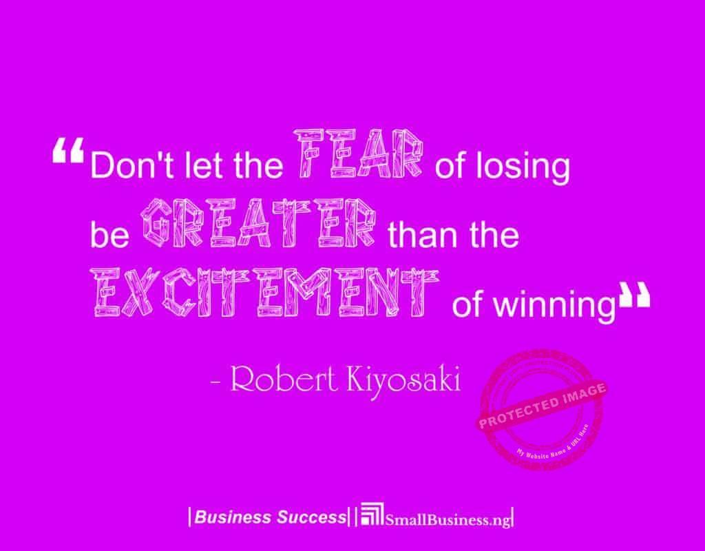 Business Motivation Quotes