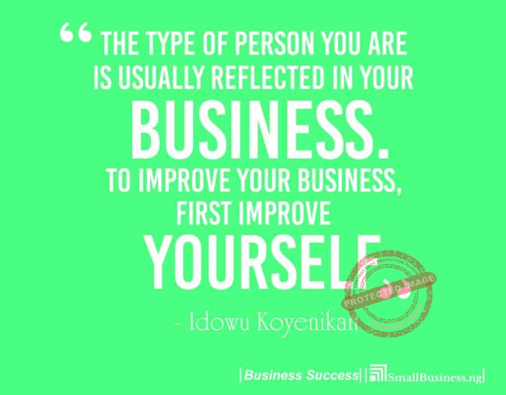 Motivation Quotes Business