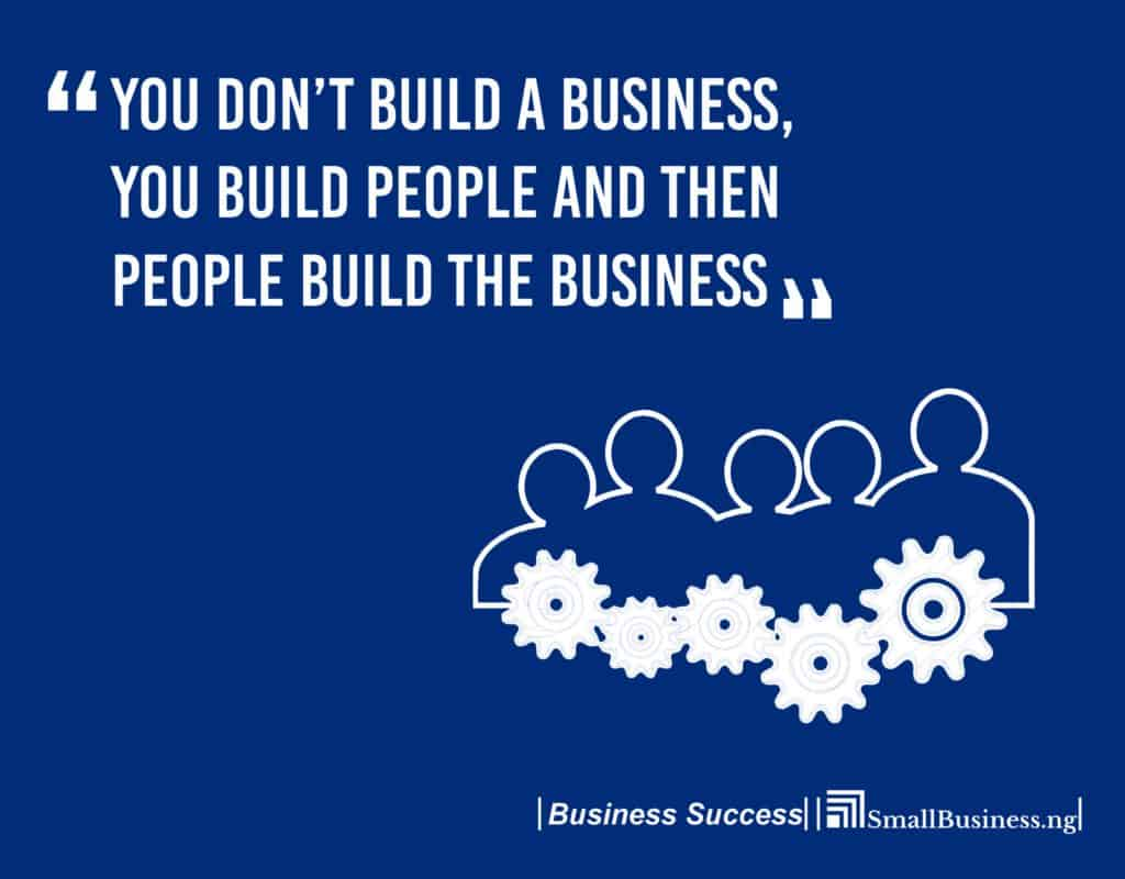 Success Business Quotes