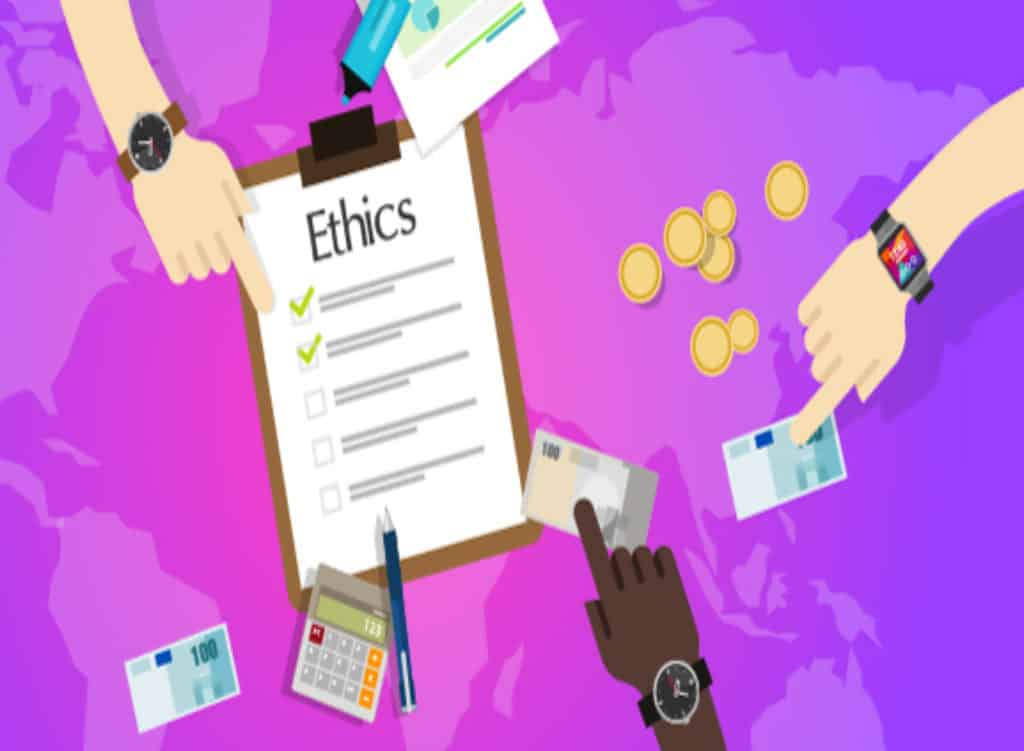 Ethics of businesses
