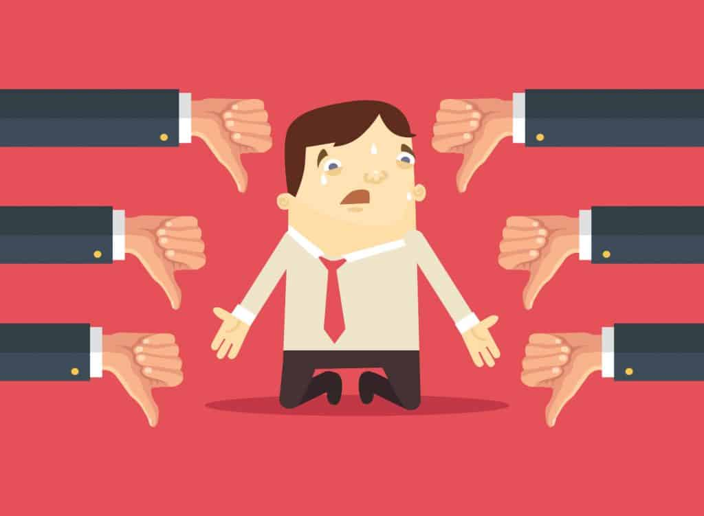 What to do when a business is failing