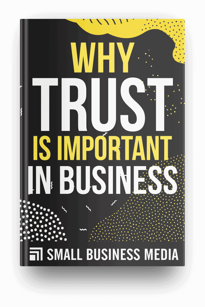 Why trust is important in business