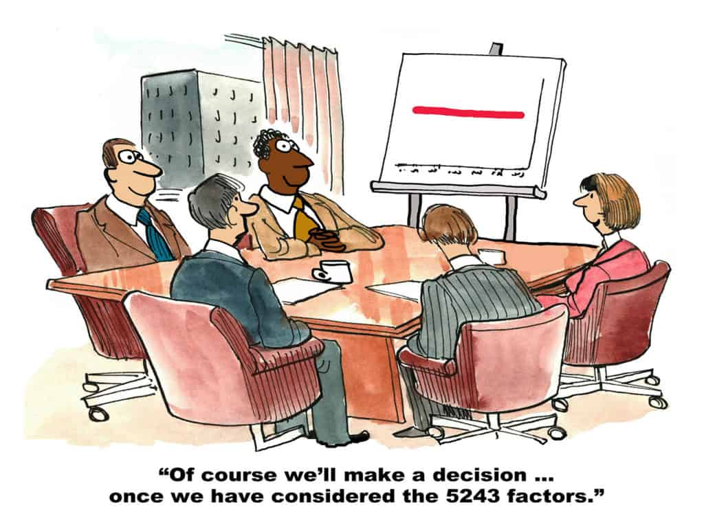 How to make better decisions in business