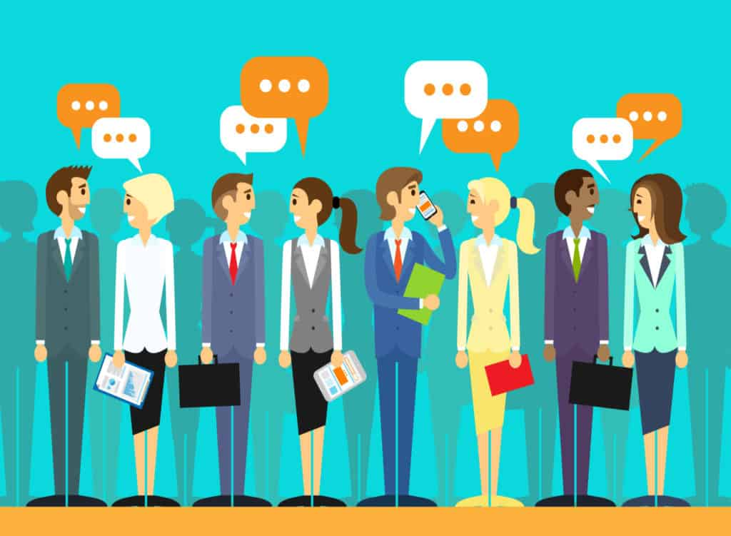 Effective networking in business