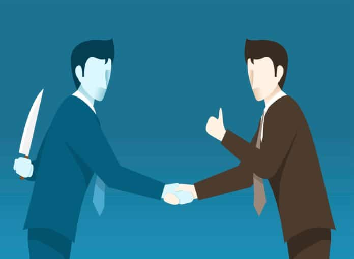 How to get rid of a bad business partner