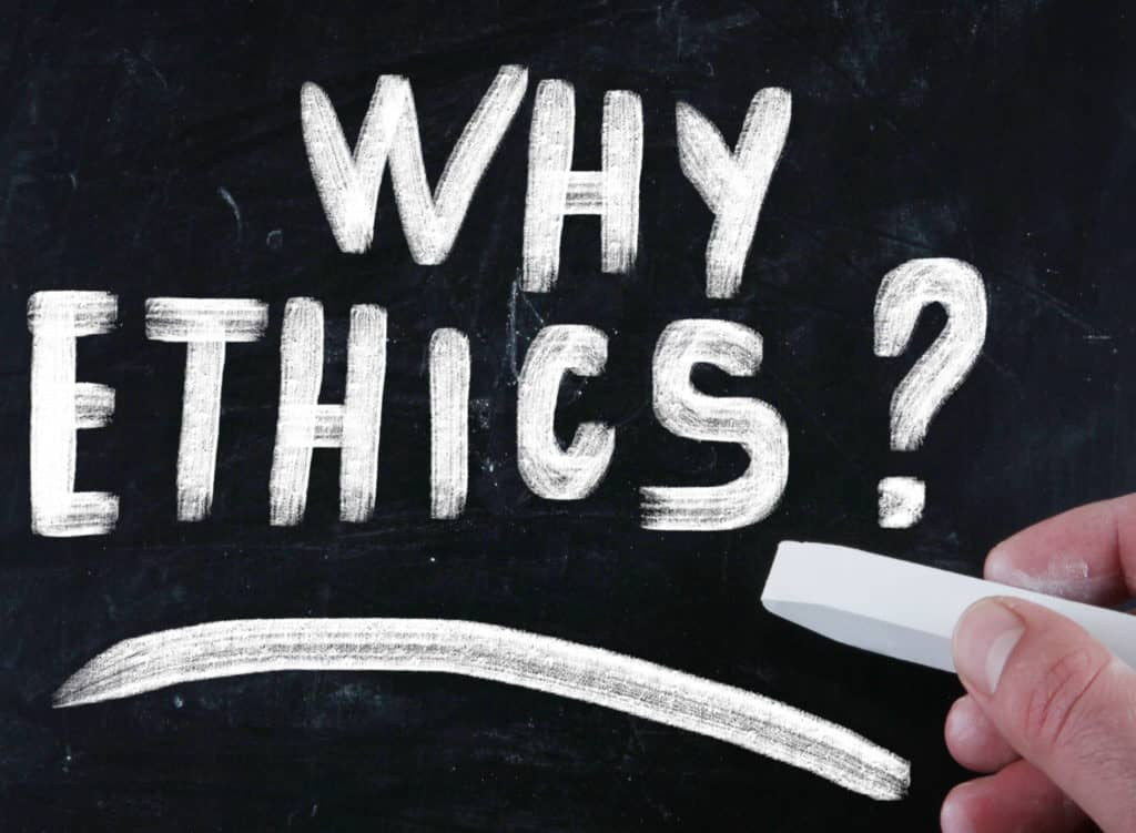 Importance of ethics in an organization