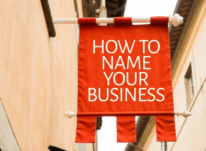 How To Come Up With A Business Name