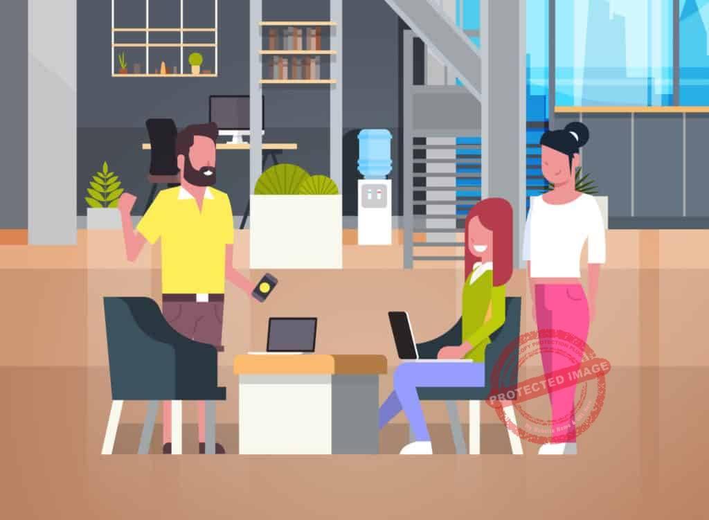 Managing virtual workers