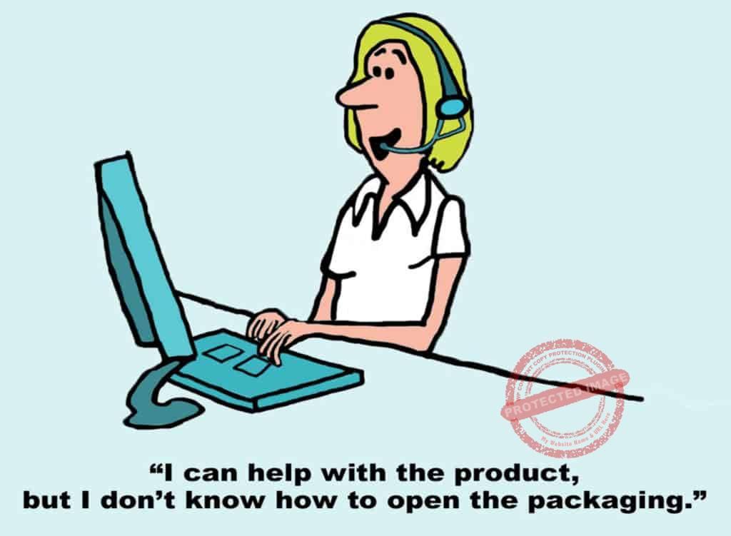 Providing exceptional customer service