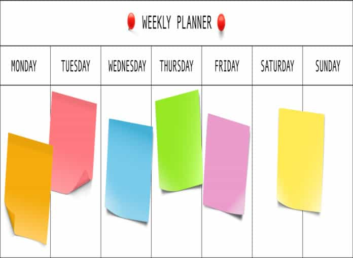 Time management for stay at home workers