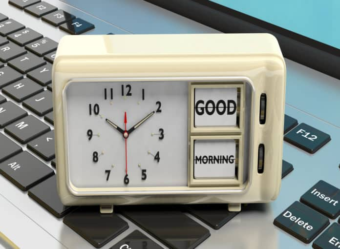 Time management tips for working at home