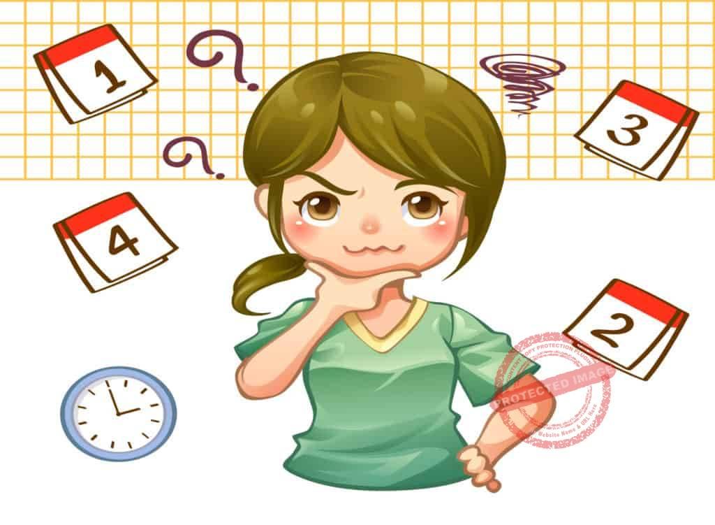 How do you meet deadlines