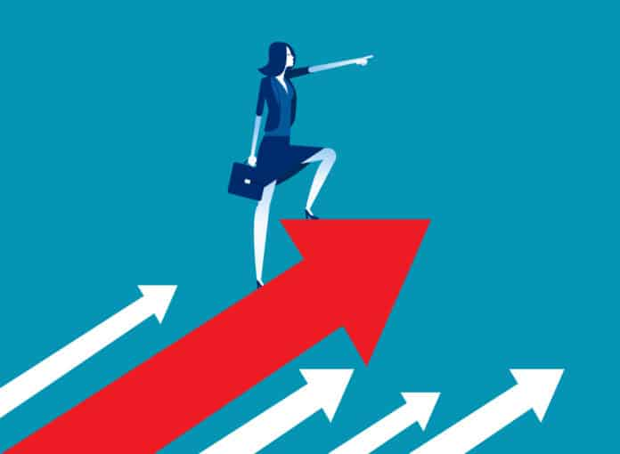 How to develop more female leaders