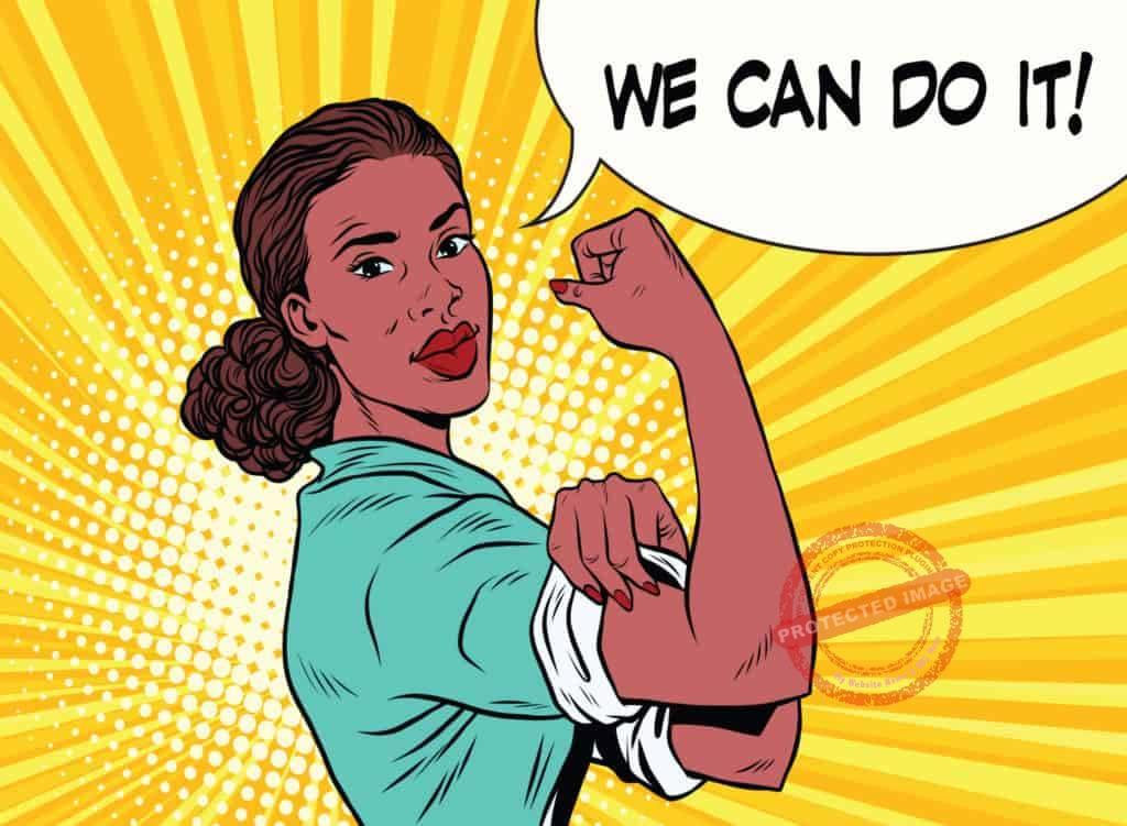 How to increase female leadership