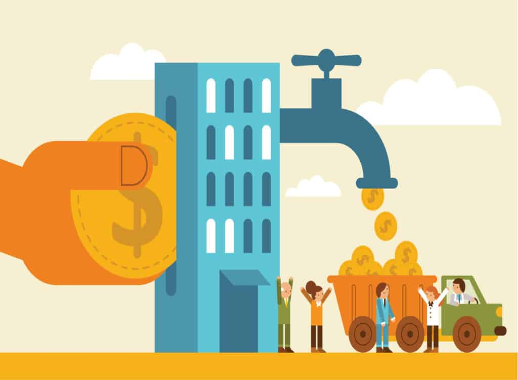 What determines a company's profitability
