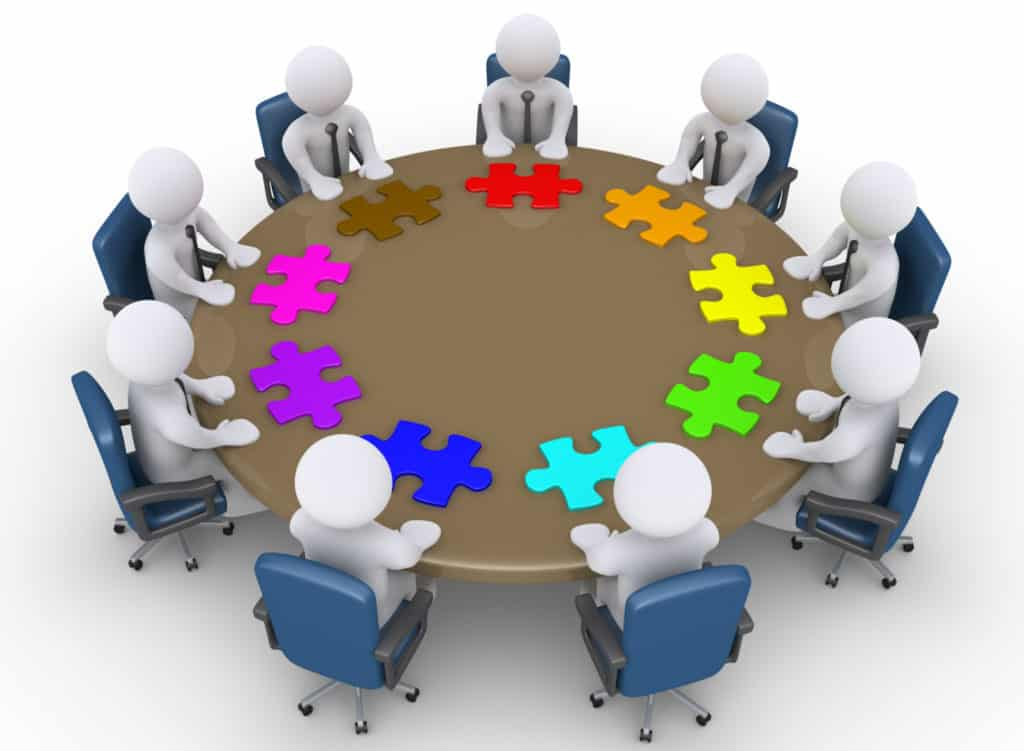 Managing a meeting