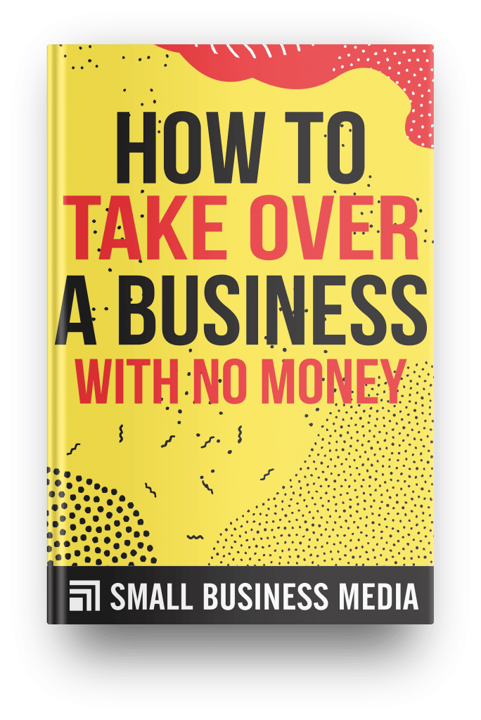 how to take over a business