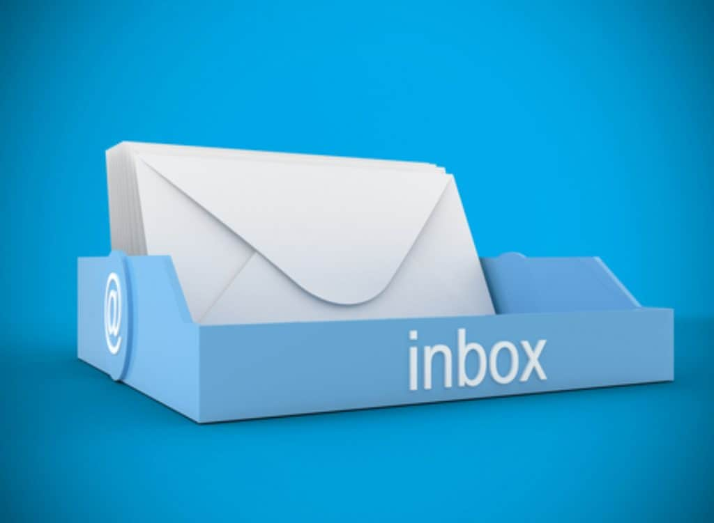 How to organize your work email inbox