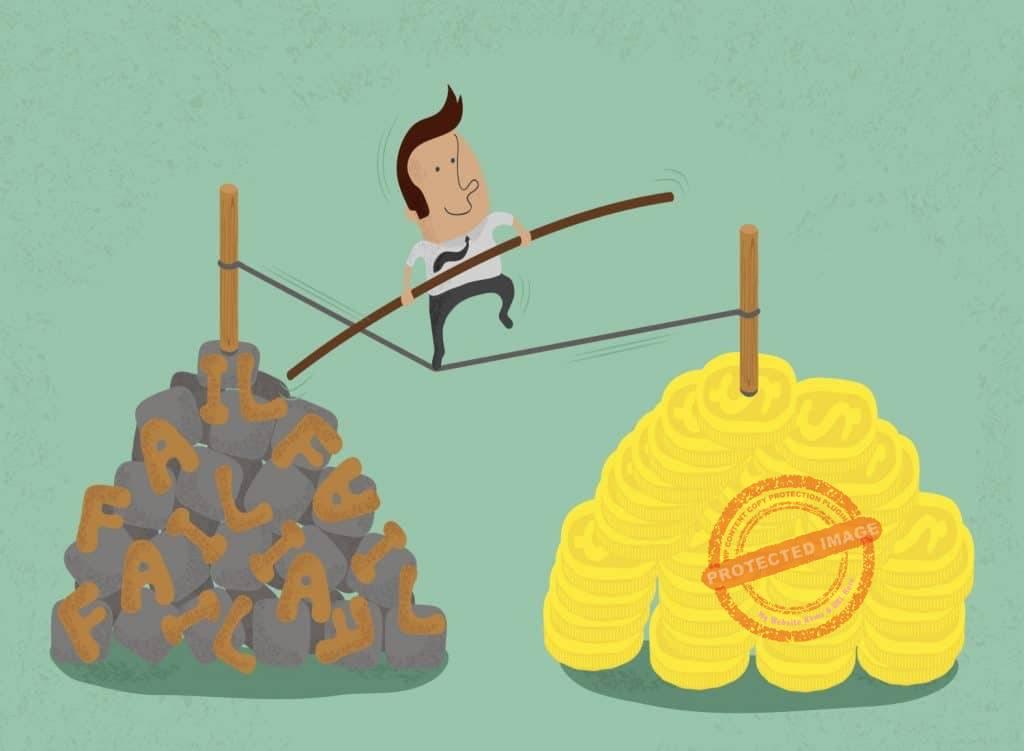 Entrepreneurs failure stories