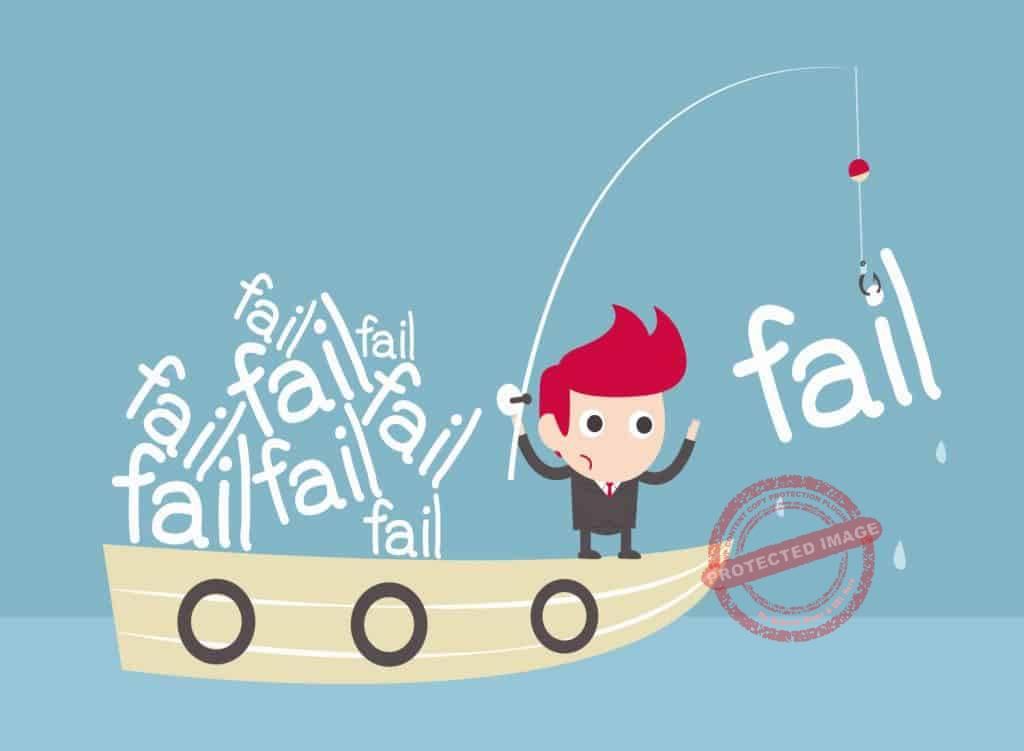 Successful Entrepreneurs who failed