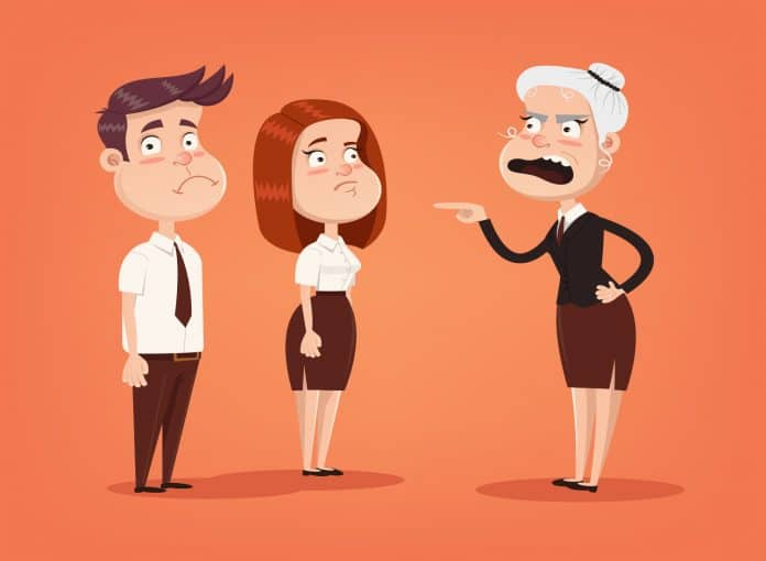How to deal with employee mistakes