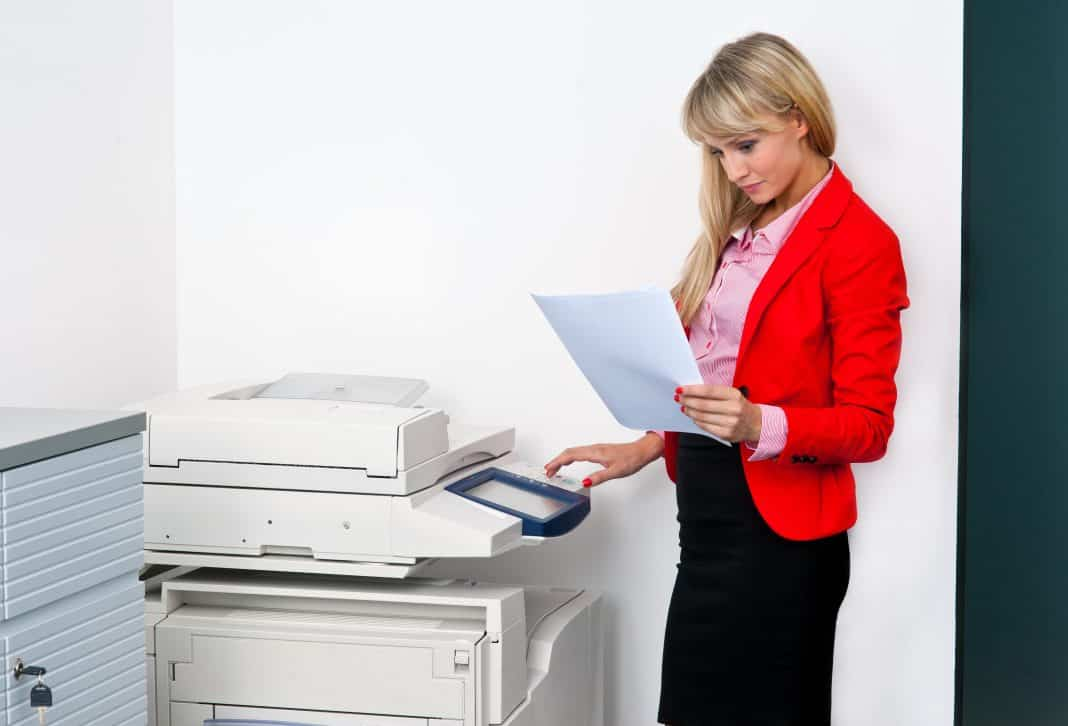 Best Copy Machine For Small
