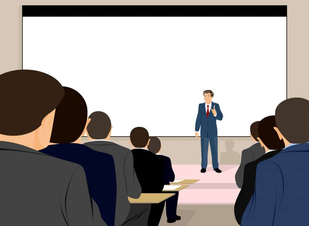 Public Speaking Tips for Small Business Owners