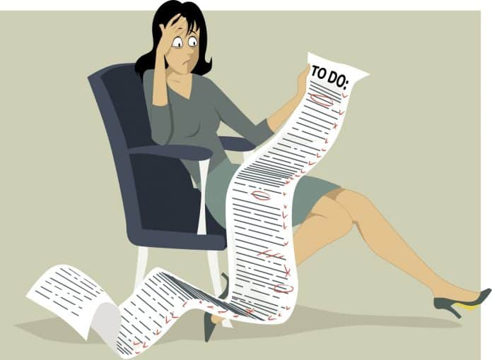 Why Your To-Do List Isn't Working