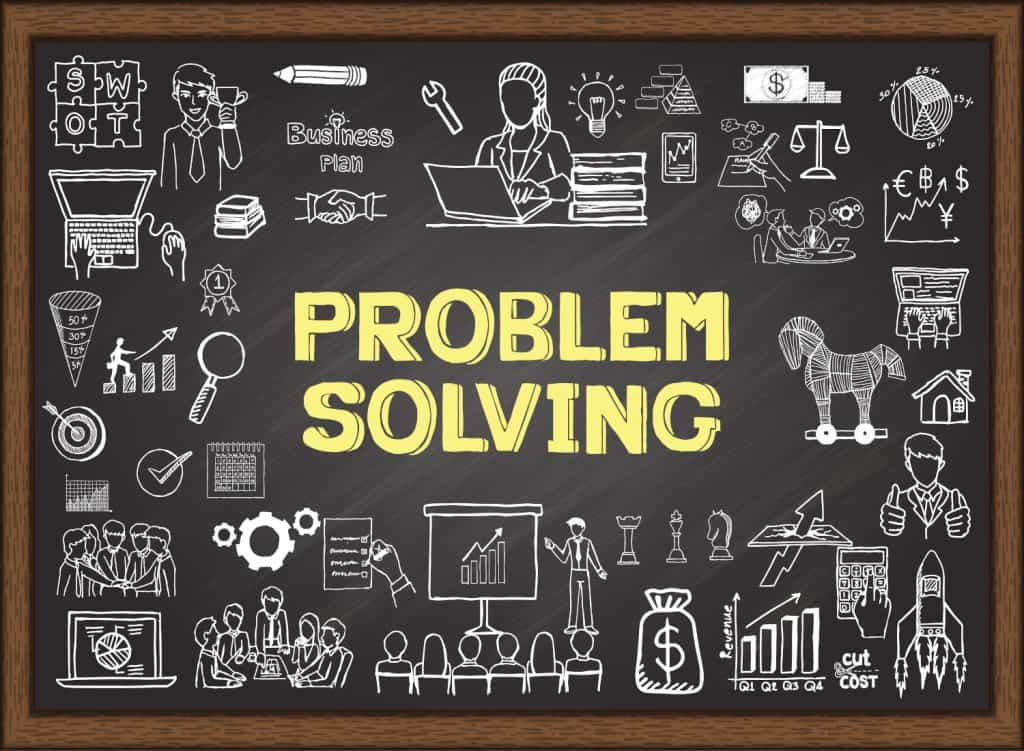 Why is problem solving important in entrepreneurship