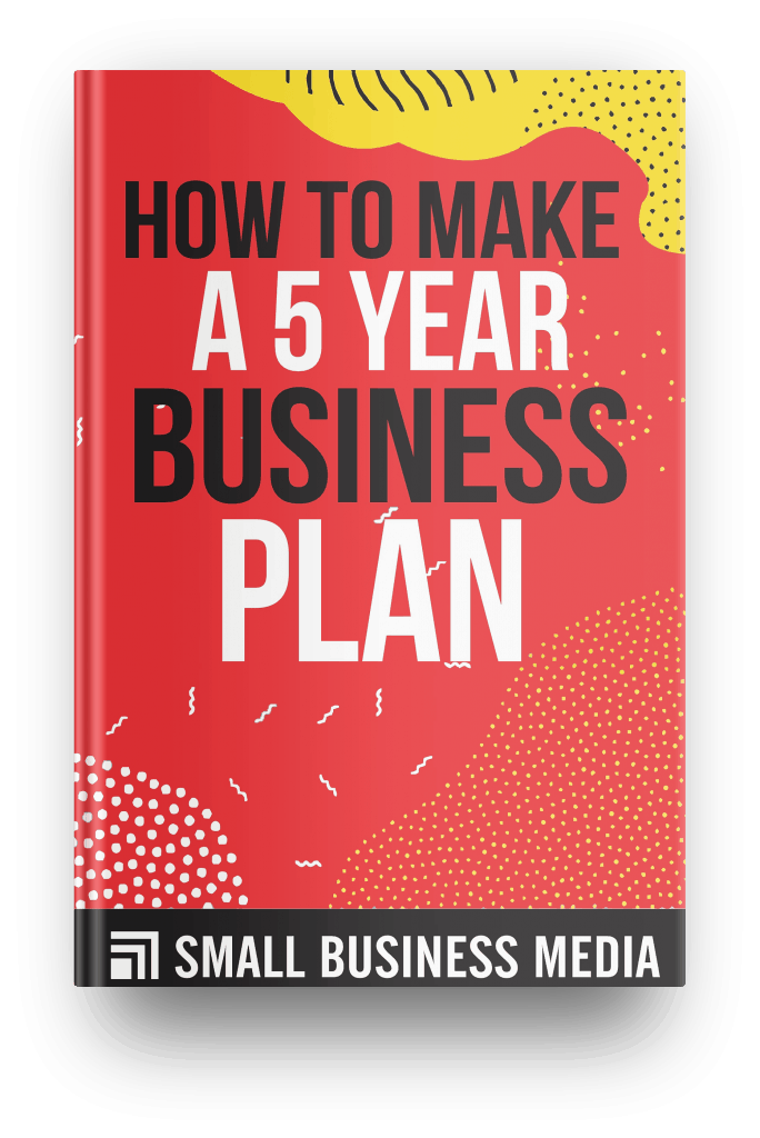how to make a 5 year business plan