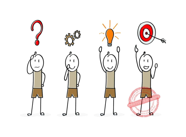 How do entrepreneurs solve problems