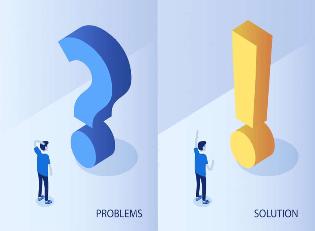 small business problems and solutions