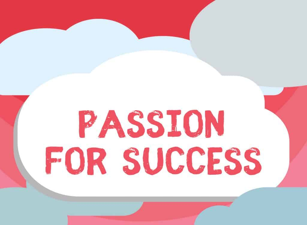 How important is passion in business