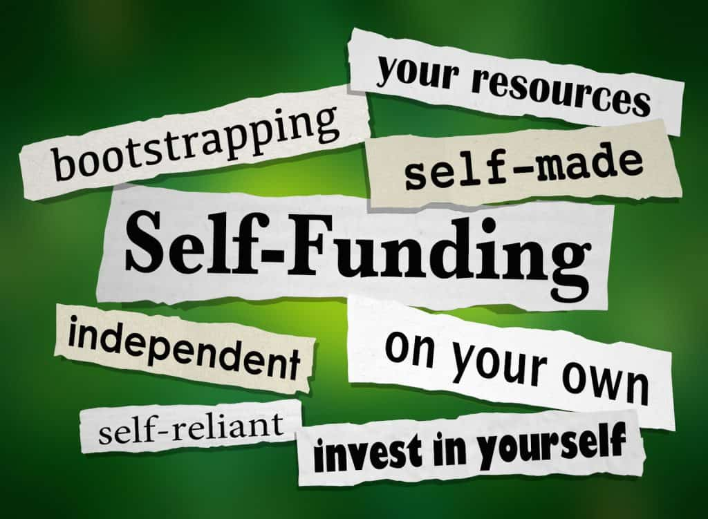 Ways To Fund Your Small Business From Your Personal Money