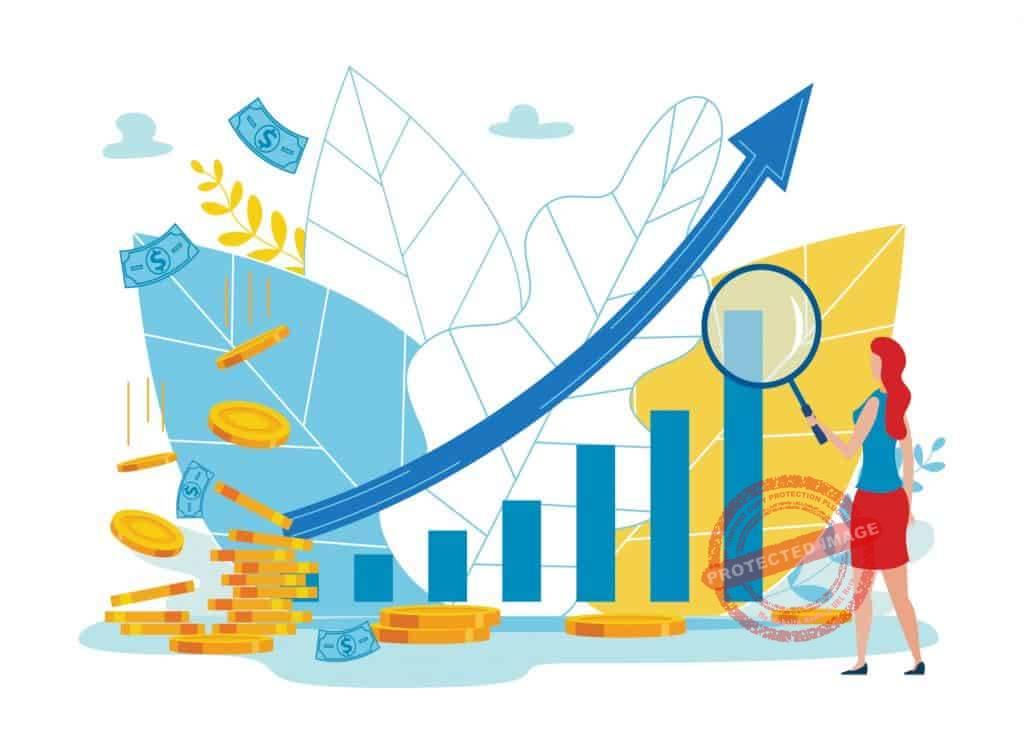 How do you create a financial budget for a business?