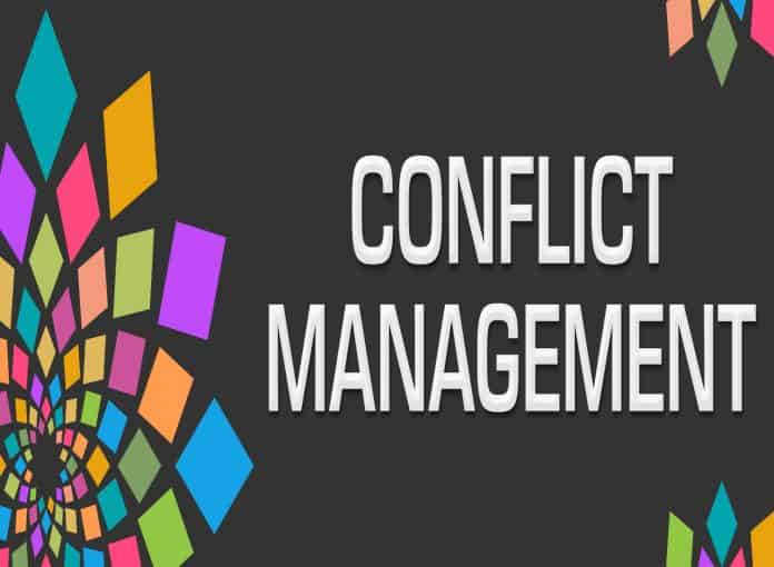 the ground rules for conflict resolution